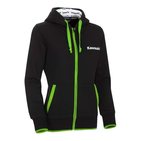 Bild von Kawasaki - Damen Sports Kapuzen-Sweat ♀