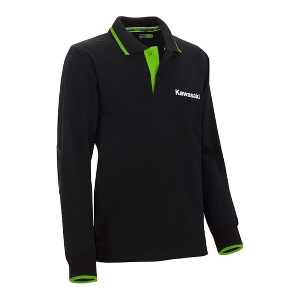 Picture of Kawasaki - Kids Sports Polo Langarm