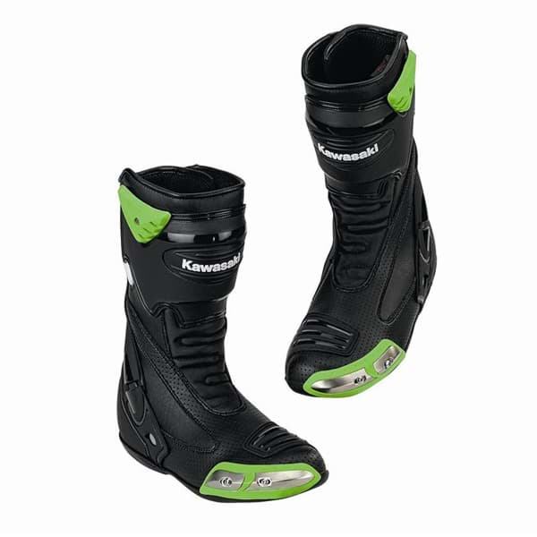 Picture of Kawasaki - Racing-Stiefel (Schwarz)
