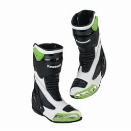 Picture of Kawasaki - Racing-Stiefel (Weiss)