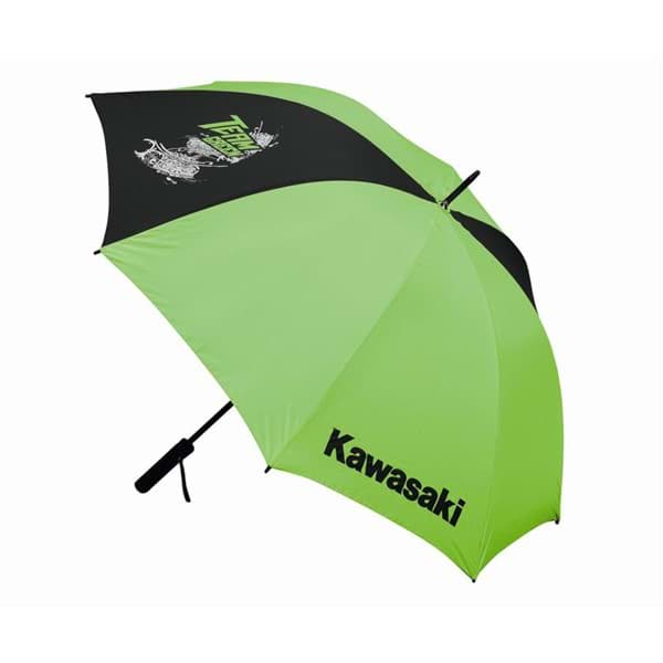 Picture of Kawasaki - Regenschirm Team Green