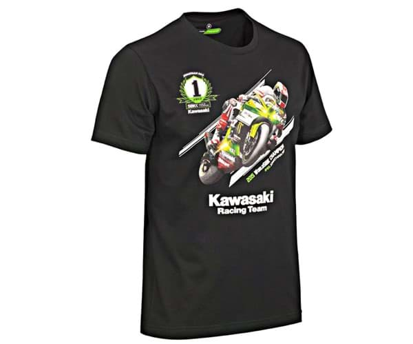 Bild von Kawasaki - KRT SBK World Championship Celebration T-Shirt