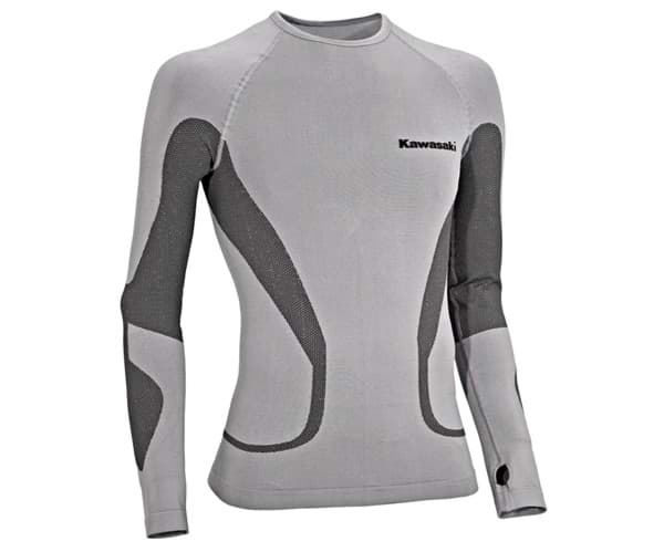 Bild von Kawasaki - Thermo-Funktions-Shirt Langarm Intermediate