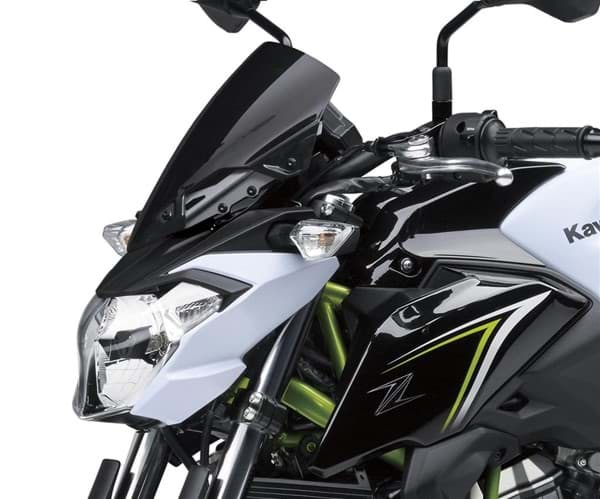 Picture of Kawasaki - Z650 Windschild (smoke)