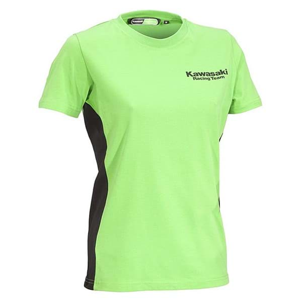 Picture of Kawasaki - Damen T-shirt KRT (Lime Green) ♀