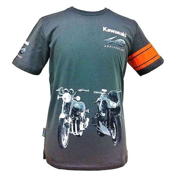 Picture of Kawasaki - Z40 Anniversary T-Shirt
