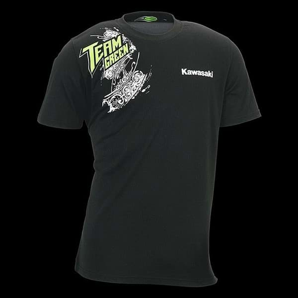 Picture of Kawasaki T-Shirt Team Green