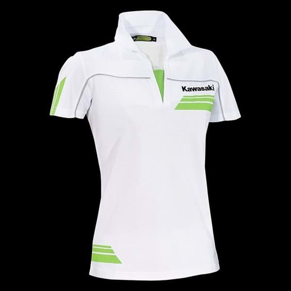 Picture of Kawasaki Damen Sports II Polo (Weiss)