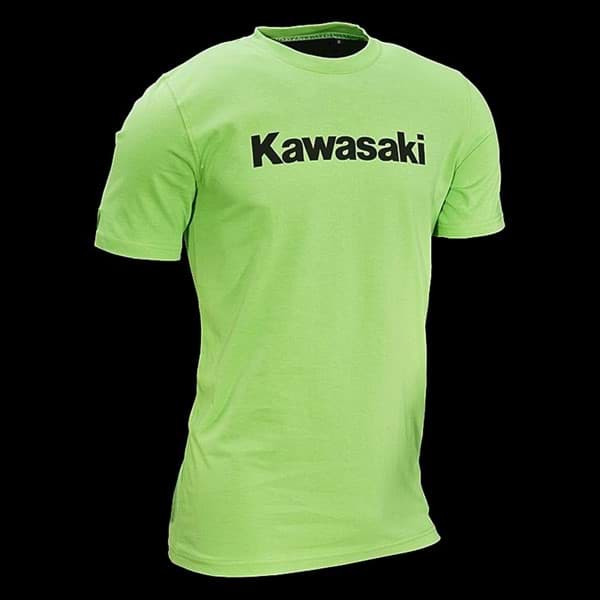 Picture of Kawasaki Tire Mark T-Shirt II