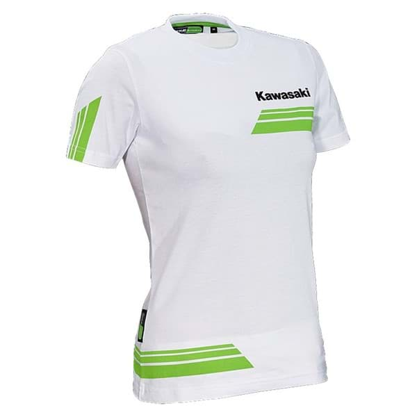 Picture of Kawasaki Damen Sports II T-Shirt (Weiss)