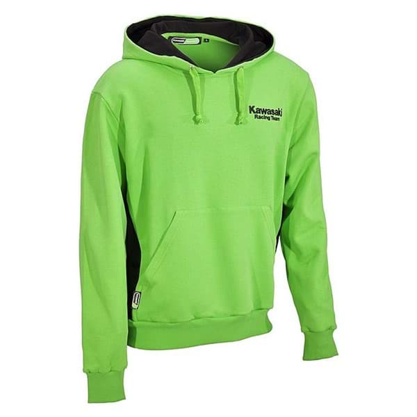 Picture of Kawasaki - KRT-Kapuzensweater (Lime Green)