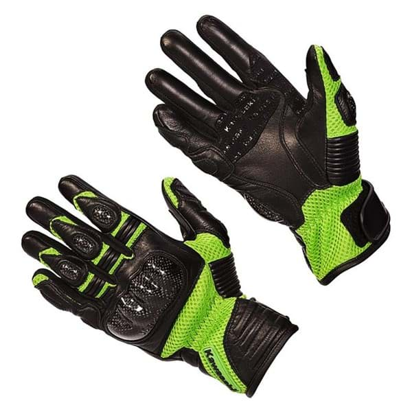 Picture of Kawasaki - Handschuhe Racing (Lime Green)