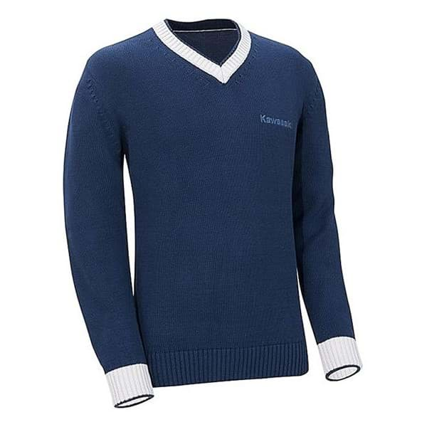Picture of Kawasaki - Herren 1878 Sweater V-Neck