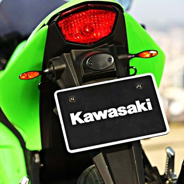 Picture of Kawasaki - Ninja 250R Blinker-Kit Hinten