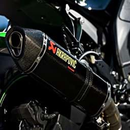 Picture of Kawasaki - ZX-10R  Akrapovic Carbon Endschalldämpfer