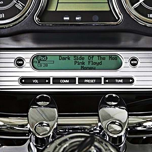 Picture of Kawasaki VN1700 Voyager & Custom Ipod-Adapterkabel