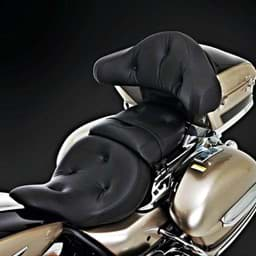 "Picture of Kawasaki VN1700 Voyager Polster-Gelsitz ""Pillow Design"""