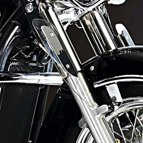 Picture of Kawasaki VN900 Light Tourer Windshield Lowers