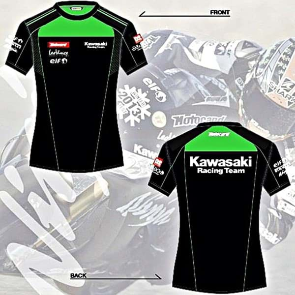 Picture of Kawasaki Damen KRT Replica T-Shirt