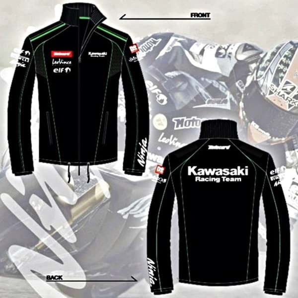 Picture of Kawasaki KRT-Replica Softshell-Jacke