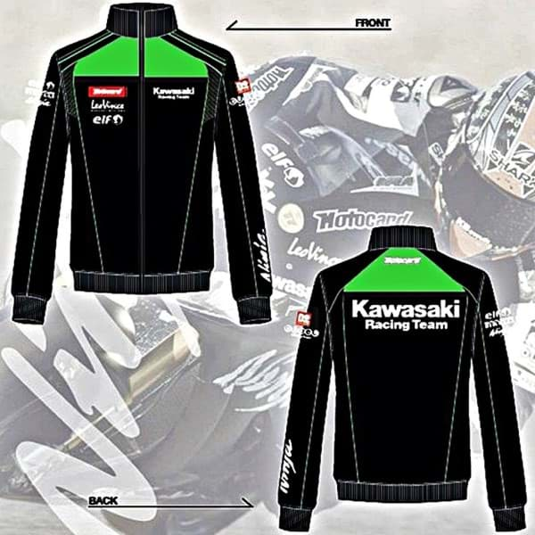 Picture of Kawasaki Damen KRT-Replica Sweatshirt