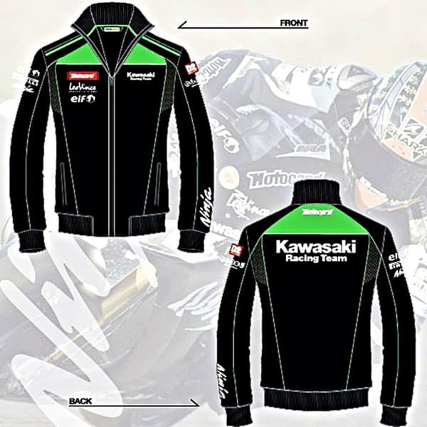 Picture of Kawasaki Herren KRT-Replica Sweatshirt