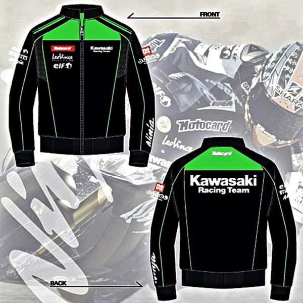 Picture of Kawasaki Kinder KRT-Replica Sweatshirt