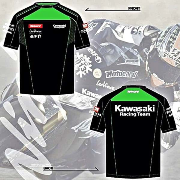 Picture of Kawasaki Kinder KRT-Replica T-Shirt