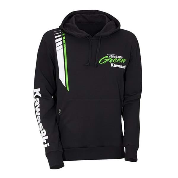 Picture of Kawasaki - Team Green Kapuzenshirt
