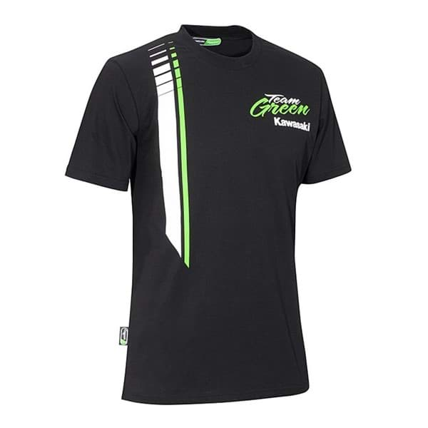 Picture of Kawasaki - Herren Team Green T-Shirt Kurzarm