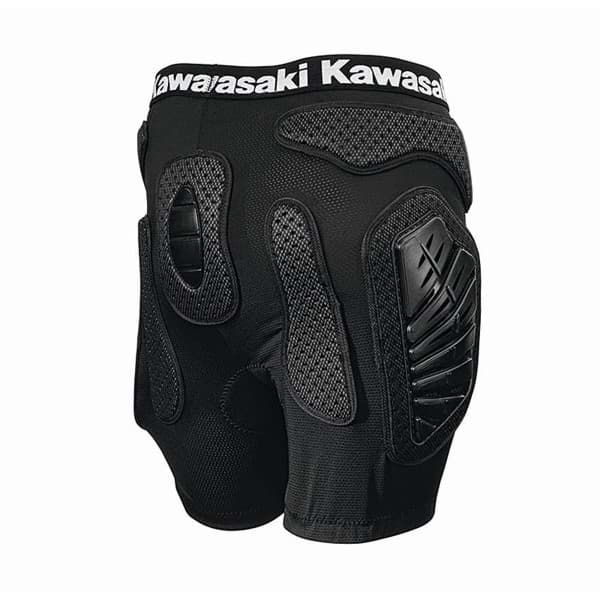 Picture of Kawasaki - Team Green Protektorenshorts